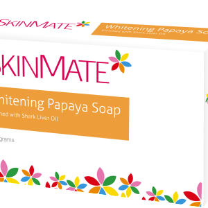 Skinmate Whitening Papaya Soap