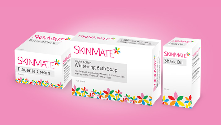 Introducing SkinMate's New Packaging Designs
